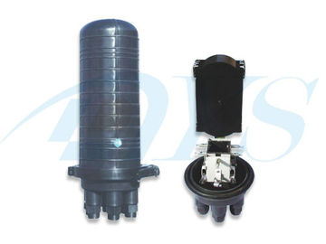 288 Core Dome Fiber Optic Splice Closure Valve Option for Pressure Testing