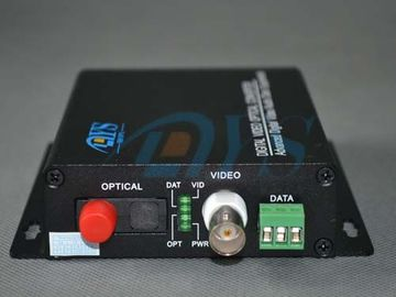 Internal / External Power Optical Fiber Media Converter , SC Gigabit Ethernet Media Converter