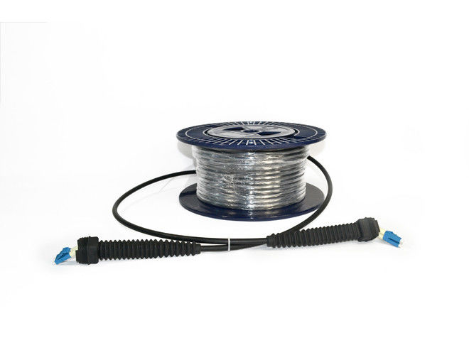 الصين NSN Outdoor Fiber Optic Cable Assemblies With IP67 Waterproof Protection المزود