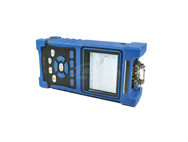الصين DYS3028 Palm OTDR Fiber Optic Test Equipment With 650nm Visible Light Source المزود