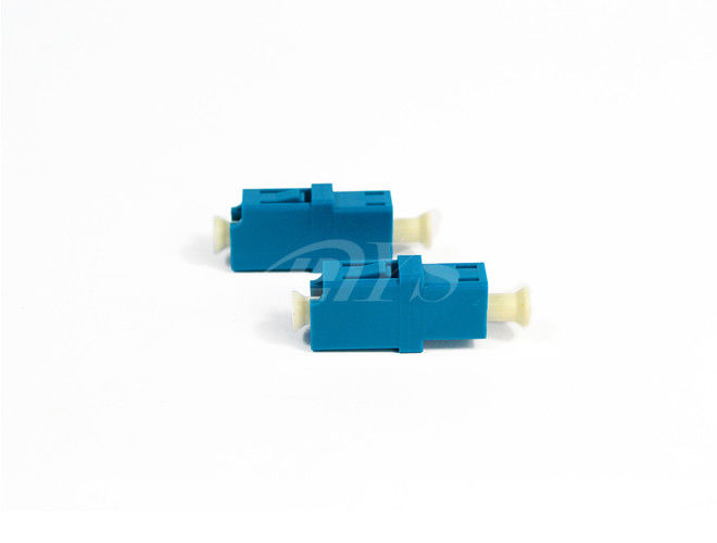 الصين Simplex / Duplex / Four Cores Fiber Optic Adapter LC Optical Adaptor For CATV المزود