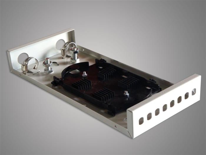 Rack Mounted Fiber Optic Terminal Box المزود